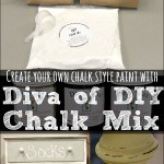 How to Make Affordable Chalk Style Paint