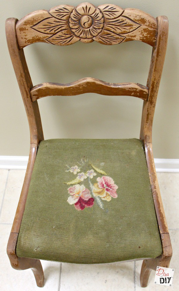 chalk mix chair makeover (2)