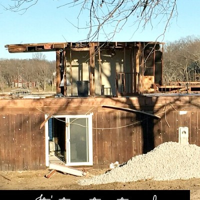 Lake House Fixer Upper: It's Time To Cut Our Losses