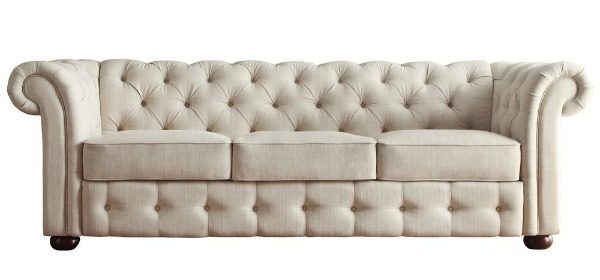 Living Room Sofa beige