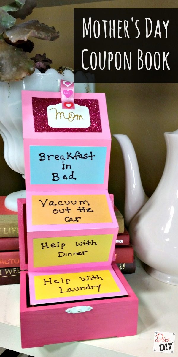 Mother's Day Gifts: 14 Thoughtful DIY Gifts For Mom | Diva of DIY