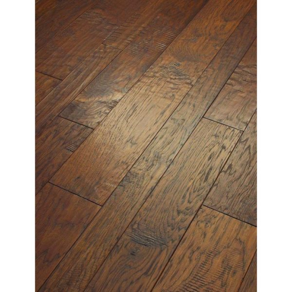 lake house wood floor