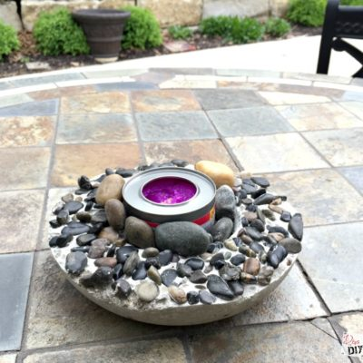 How to Make 2 Table Top Fire Pit Bowls