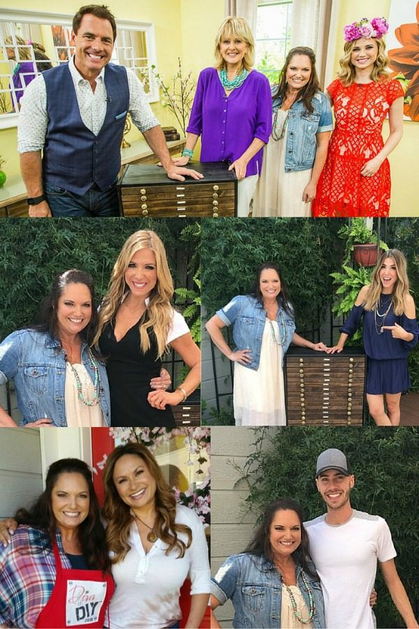 My experience on the home and family show