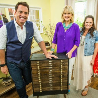 My Experience as a DIY Contestant On Hallmark's Home and Family Show