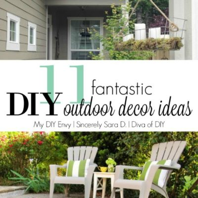 Talk DIY to Me #3 Featuring DIY Decor Ideas
