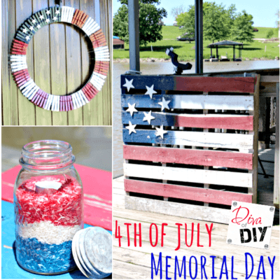 How to make 5 Unique July 4th DIY Decorations