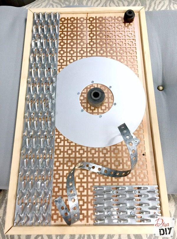 How To Make Diy Wall Art Using Recycled Materials Diva Of Diy