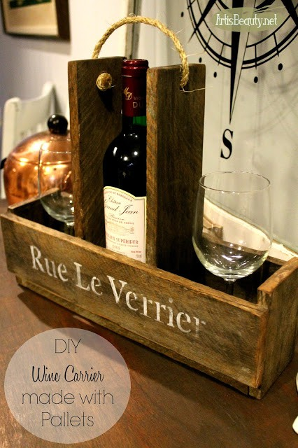 http://www.artisbeauty.net/2016/03/diy-french-wine-and-wine-glass-carrier.html