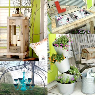 10 Easy and Unique Outdoor Projects to Do This Summer
