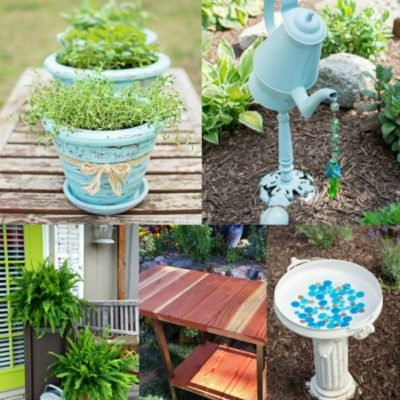 Talk DIY to Me #5 Featuring DIY Outdoor Projects