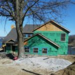 Construction checklist when building a home