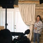 Outdoor Drop Cloth Curtains 12