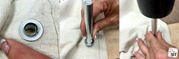 Outdoor Drop Cloth Curtains 8