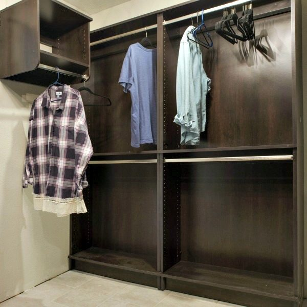 Looking to get organized? With the use of a Woodtrac closet system and pantry shelving you can stay organized all year around! Perfect New Years resolution!