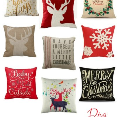 20 Must Have Pillow Covers For The Holidays