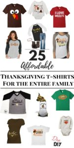 25 festive tshirts for the family
