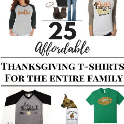 25 Festive Shirts For Thanksgiving