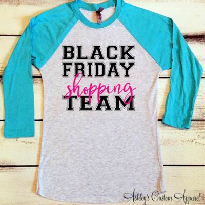 Black Friday T-Shirts For The Entire Family