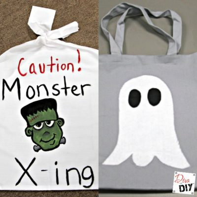 Treat Bags: How to Make the Easiest Halloween Bags