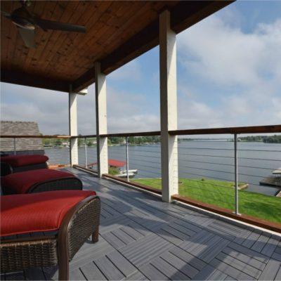 Transform Your Outdoor Living Space With Deck Tiles