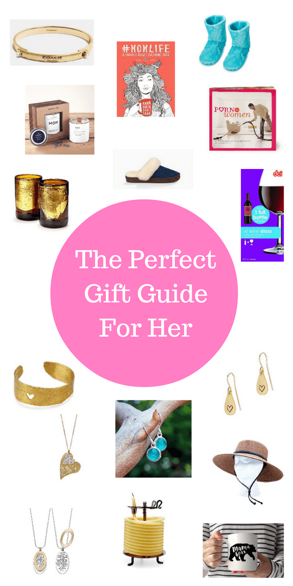 Looking for that perfect gift idea for her? A special Christmas gift idea for your list for him? Here are some unique gifts for yourself, Mom or Best Friend