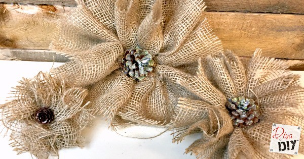 4th Of July Wreath Diy Burlap