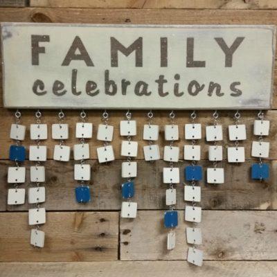 How to Make a DIY Special Occasion Calendar