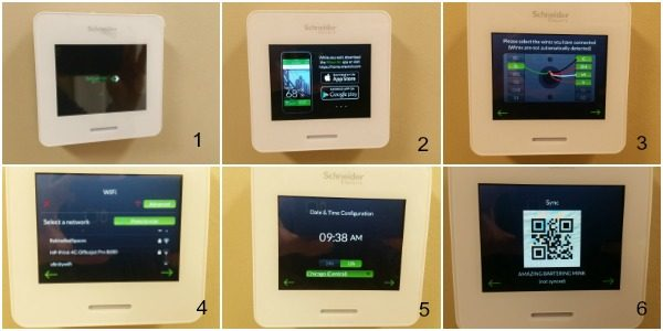 Are your energy bills too high? You can gain control of your heating/cooling costs with this wifi smart thermostat. Perfect energy saving tips and idea!