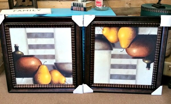 Who doesn't love to see picture frames on the walls of their home of their loved ones? Check out this budget friendly oversized diy picture framing project!