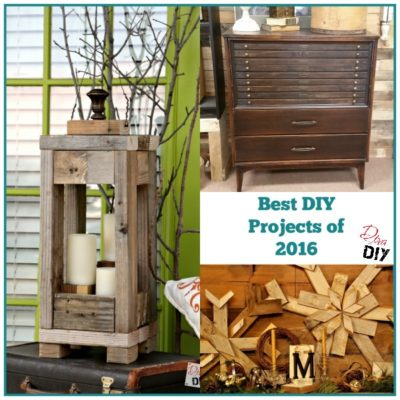 DIY Projects: A look back at Diva of DIY's Top 20 in 2016