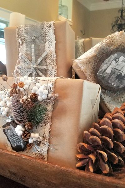 Easy DIY Gift Wrapping Ideas Using Burlap
