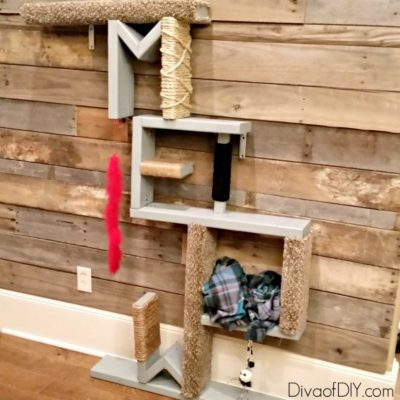 Cat Scratching Post: Make Your Own MEOW
