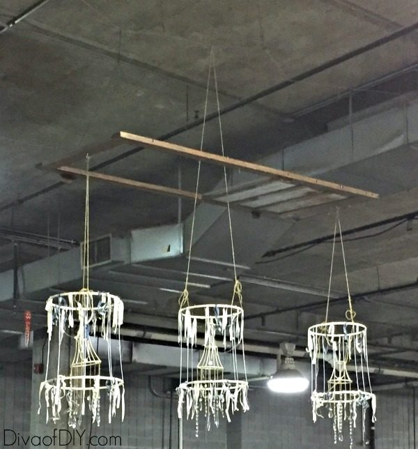 Captivating Looking For Rustic Chandelier Ideas? This Rustic Shabby Chic Chandelier Diy  Is The Perfect Way