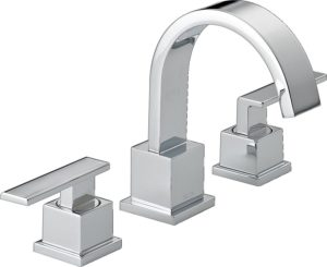 Perfect faucet for your bathroom vanity update