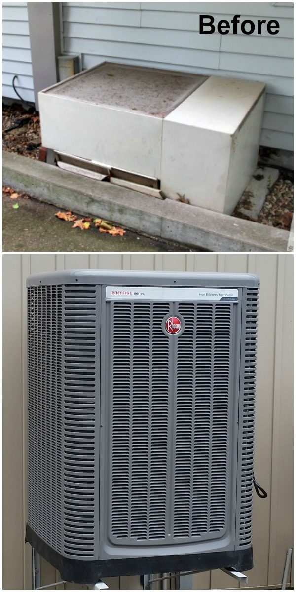 When looking for products for our remodel, energy efficiency was on the top of our home remodeling ideas. See why Rheem Econet system is the perfect choice.