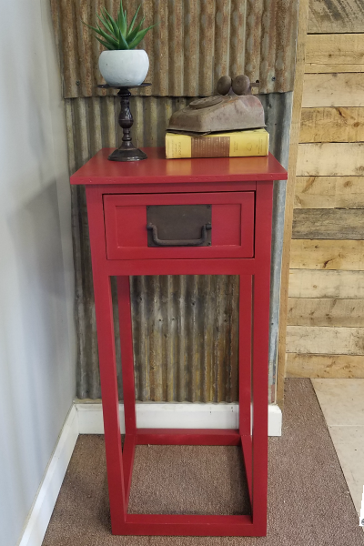 How To Paint Furniture With Spray Paint
