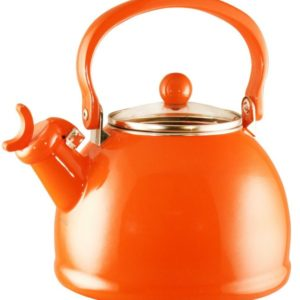How can this tea kettle not make you smile?