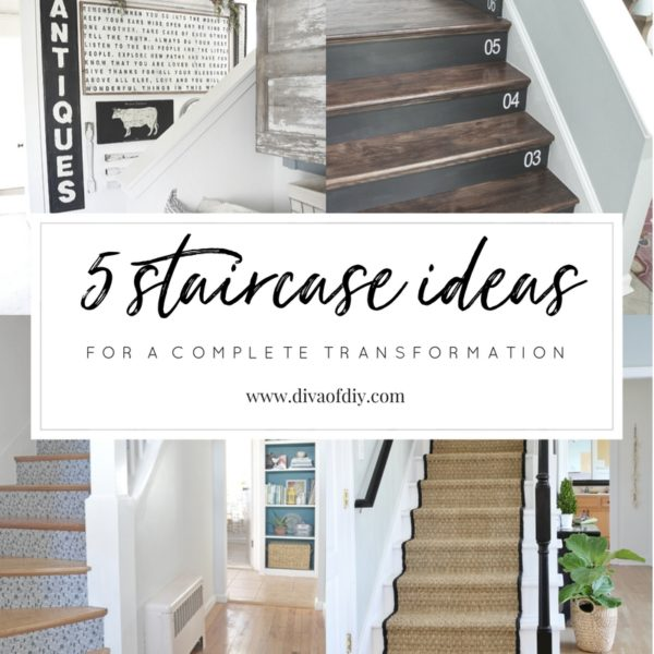 5 Must-See Staircase Ideas For A Complete Transformation