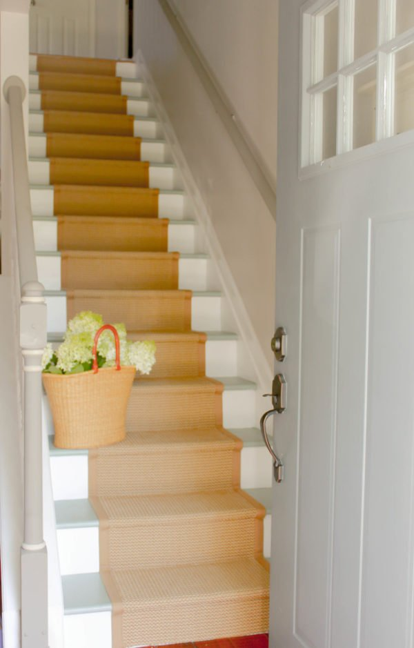5 must see staircase ideas for a complete transformation for Painted stair treads