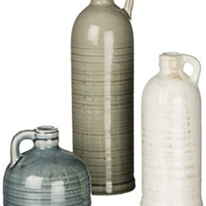 This vase trio would look amazing on your farmhouse table