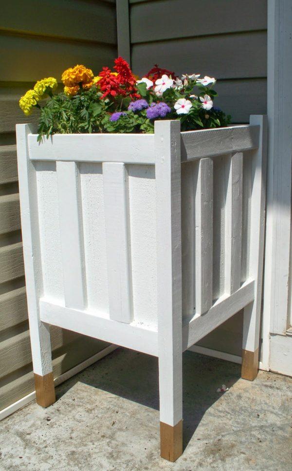 Diy Raised Garden Ideas For Your Summer Garden Diva Of Diy