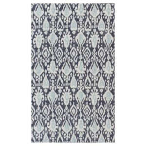 This rug sets the stage for out stylish outdoor patio