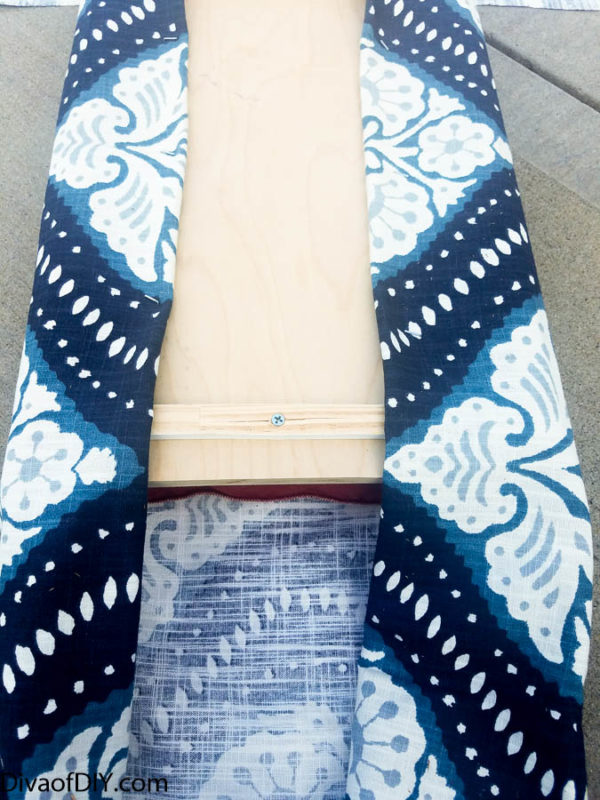 Box projects - How to make storage Ottoman