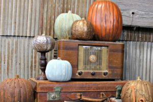 DIY Faux Pumpkin Decorating Ideas for Fall