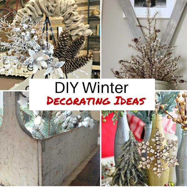 Decor Tips: DIY Winter Decorating Ideas