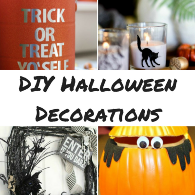 Ghoulishly Good DIY Halloween Decorations
