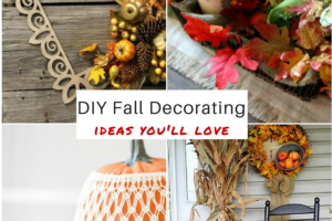 Ways to Spruce Up Your Home With DIY Fall Decor