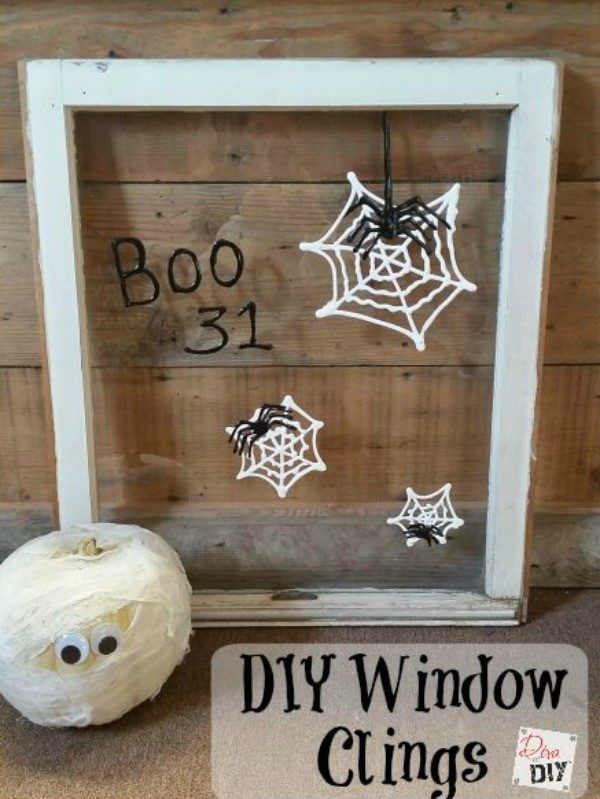 Ghoulishly Good Diy Halloween Decorations Diva Of Diy