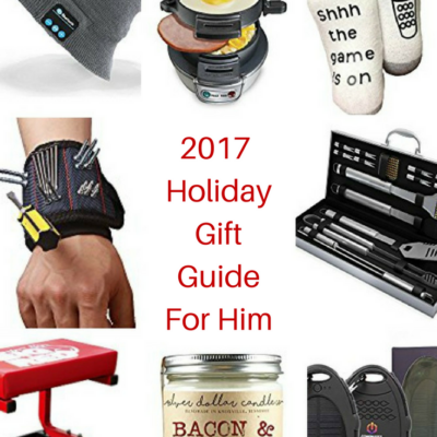 2017 Holiday Gift Guide: Gifts For Him